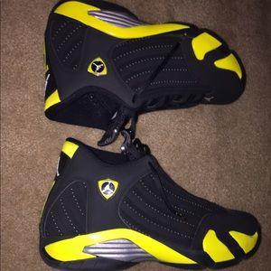 Air Jordan Thunder 14's