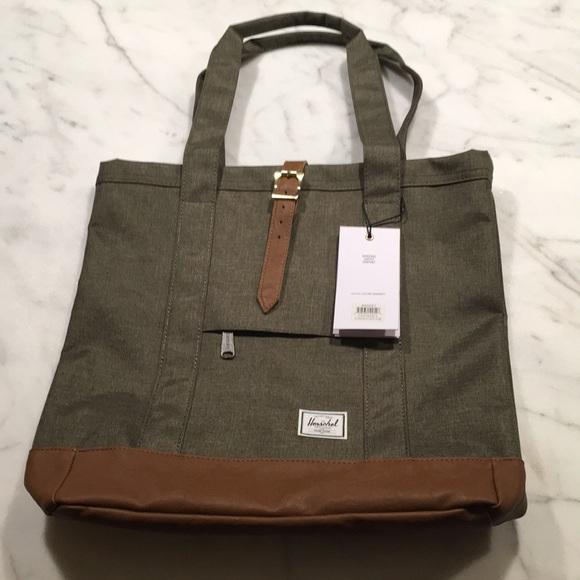 194b822ff10 Herschel Supply Company Bags   Herschel Market Tote Brand New   Poshmark