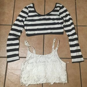 Crop tops bundle