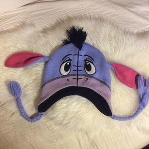 EUC Disney Eeyore Hat