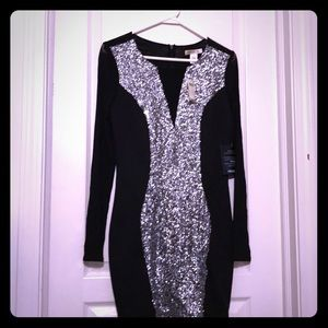 Gorgeous dress for the Holiday season/night out!