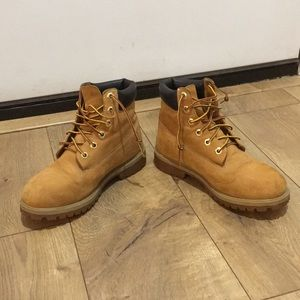 Timberland working boots