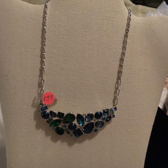 6799bee62 Touchstone Crystal by Swarovski Jewelry | Newport Necklace Brand New ...
