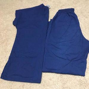 SB fashion scrubs