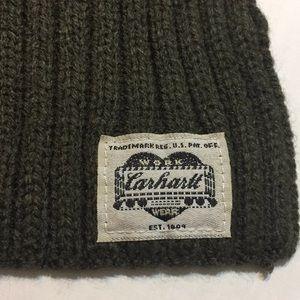 Men's Cathatt  knit scarf 🧣 olive green