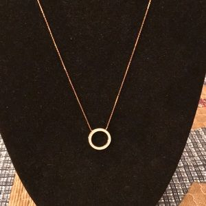 Authentic Michael kors necklace.