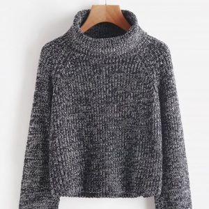 Cute turtleneck sweater