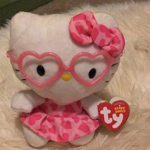 Heart dress Hello Kitty