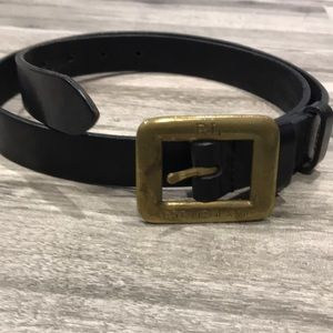 Ralph Lauren Black Belt