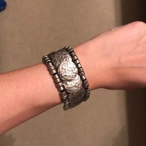 JewelMint silver link bracelet