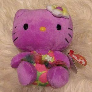 Purple summer Hello Kitty