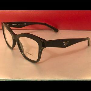 Authentic Prada Eyeglass Frames