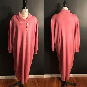 Vintage Schrader Knit Dress