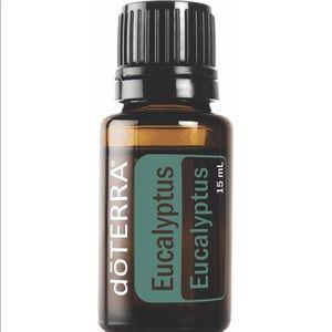 Brand new Doterra Eucalyptus Essential Oil
