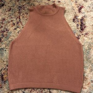 Turtleneck Crop Top by Kendall & Kylie