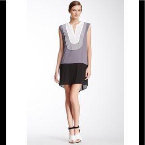 BCBGMAXAZRIA Color Block Dress Sz. XS