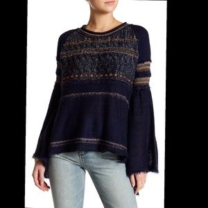 Free People Craft Time Sweater