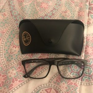 Raybans glasses