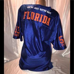 VS PINK University of Florida Gators jersey Nwt
