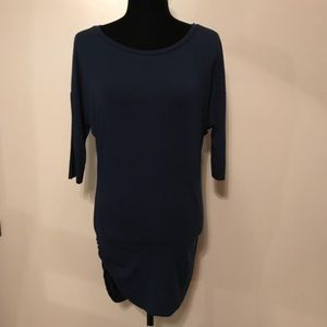 Express navy blue Tunic