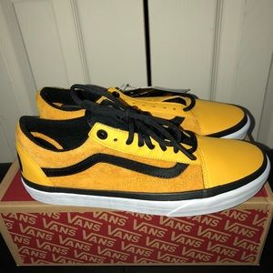 Vans MTE DX NorthFace Collab Yellow- Size 9.5 $200