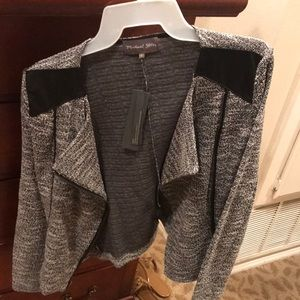 NWT Michael Stars Jacket