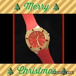 Adrienne Silicone Watch