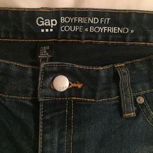 Gap Boyfriend Jeans 8/29