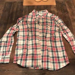 EUC/NWOT J Crew Boy Shirt