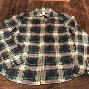 EUC/NWOT J. Crew Boy Shirt