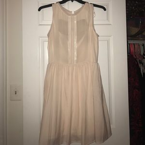 Pale pink Jessica Simpson dress