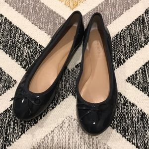 Banana Republic - Robin Ballet Flat - Navy Blue