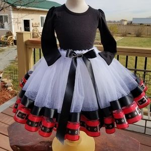 Other - Girls Boutique Christmas Outfit Set 4T-6