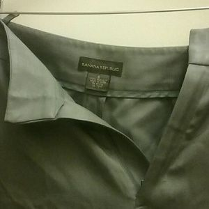 Banana Republic Grey Trousers