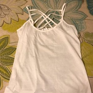 Tops - BRAND NEW Criss Cross Tank