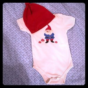 Other - Organic cotton onsie 🍄