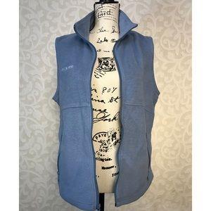 Columbia Women's Fleece active wear Vest Size L