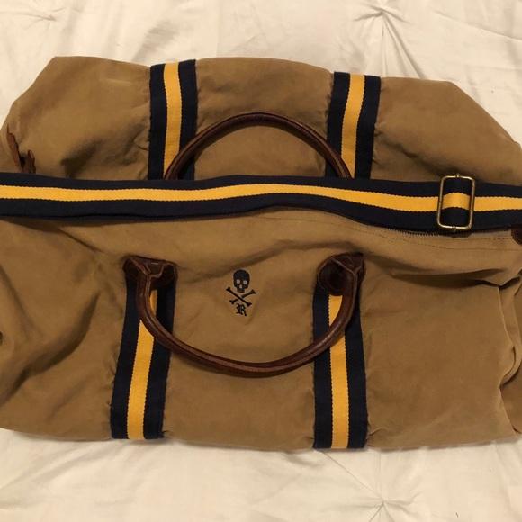Rugby Ralph Lauren Khaki Canvas Duffel Bag. M 5a11014398182973c2052cc8 fbc52448ce