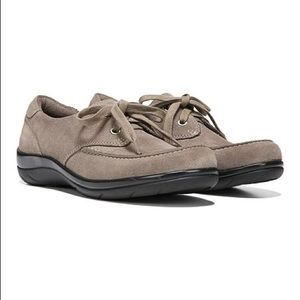 Natural Soul by Naturalizer Taupe Interact Oxford