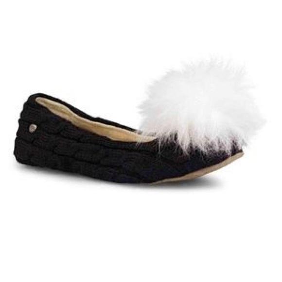 f9a7969f4d7 Ugg Australia Women's Andi Ballerina Slippers 6