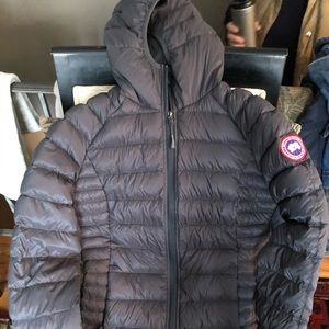 Women's Canada goose down jacket