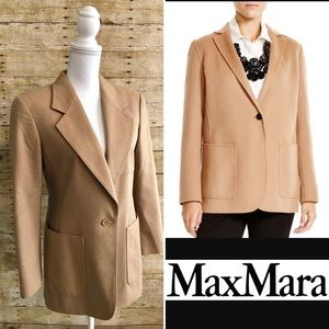 Max Mara Vintage Weekend Blazer