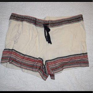 LOFT Linen Short - L