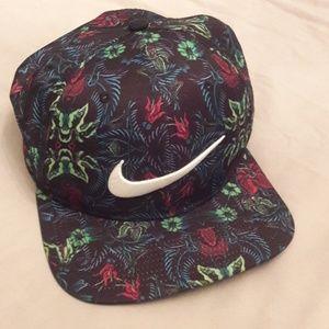 Nike flat bill hat