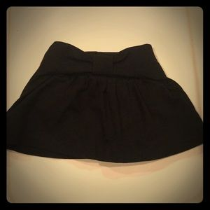 Kate Spade Mini skirt with bow