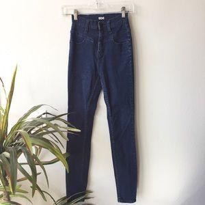 BDG // High Rise Seam Jean