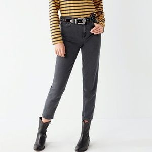 Urban Outfitters BDG Black Mom Jeans