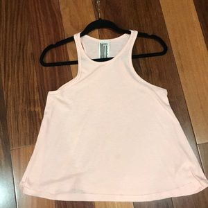 GUC Free People peach tank top. Size small