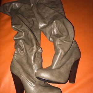 Bamboo Fleece Boots