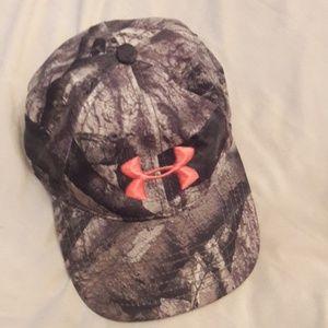 UA womens hat